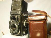 '                    3.5F PLANAR TYPE 4 CASED =PLANAR= ' Rolleiflex 3.5F Camera  £599.99